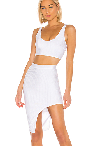 Brea Bandage Skirt Set