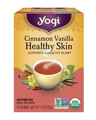 Cinnamon Vanilla Healthy Skin