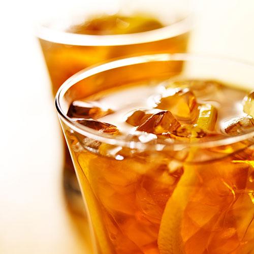 iced tea unhealthy sugary drink weight gain
