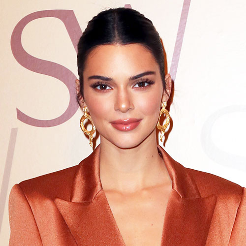 Kendall Jenner Just Wore Sheer Lingerie On Instagram—It's Unreal!