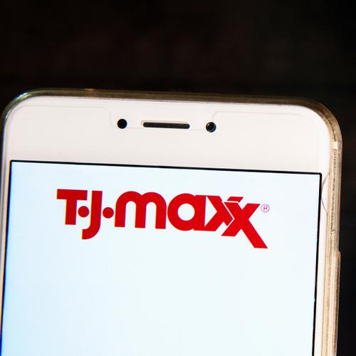 TJ Maxx app