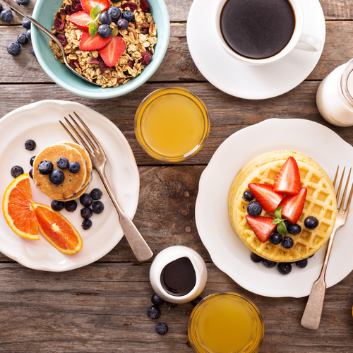 The One Food You Should Eat For Breakfast In Quarantine If You Want A Flat Tummy