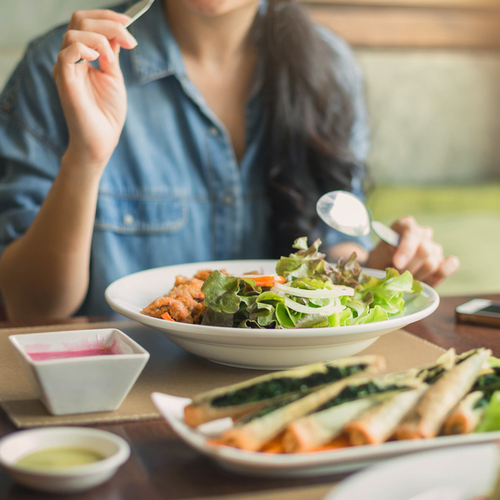 This Is The Worst Mistake You Can Make When Eating In Restaurants Again, According To Health Experts