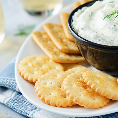 crackers worst unhealthy snack for metabolism