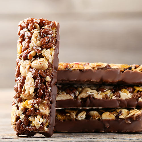granola bars worst unhealthy snack for metabolism