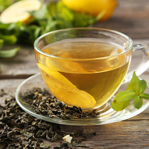 best anti inflammatory tea stomach bloating