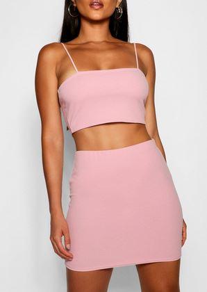 Skirt Co-ord Set