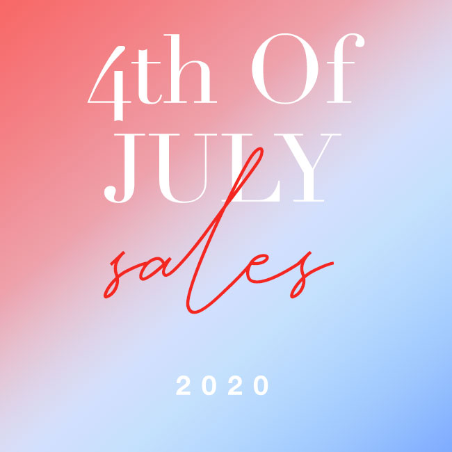 Drop What You're Doing--The Best 4th Of July Sales Start Now