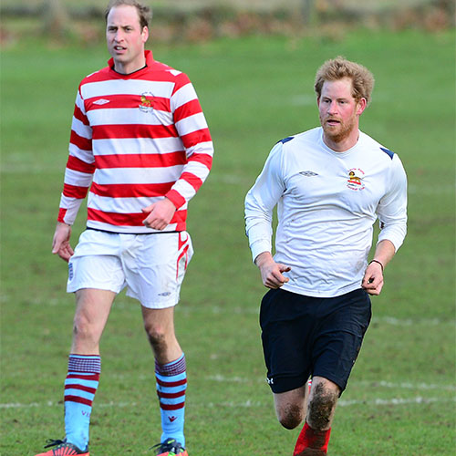 William an Harry