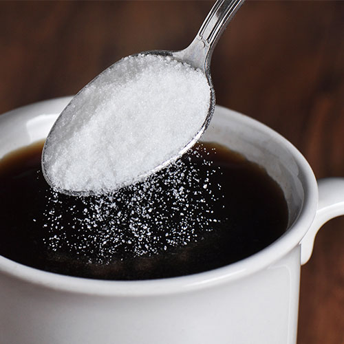 sugar worst coffee ingredient weight gain