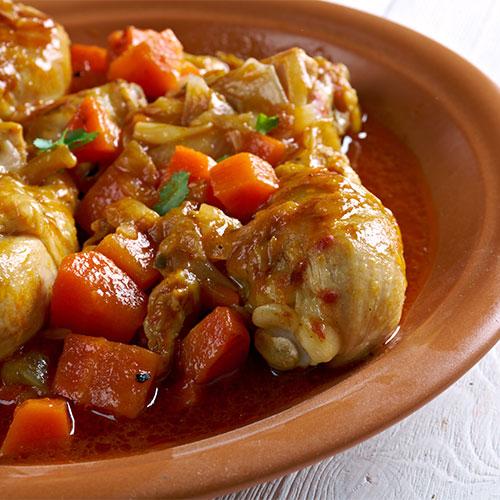 Slow Cooker Jamaican Chicken Stew