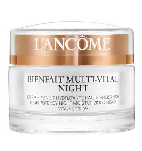 Highly Potent Overnight Face Moisturizer