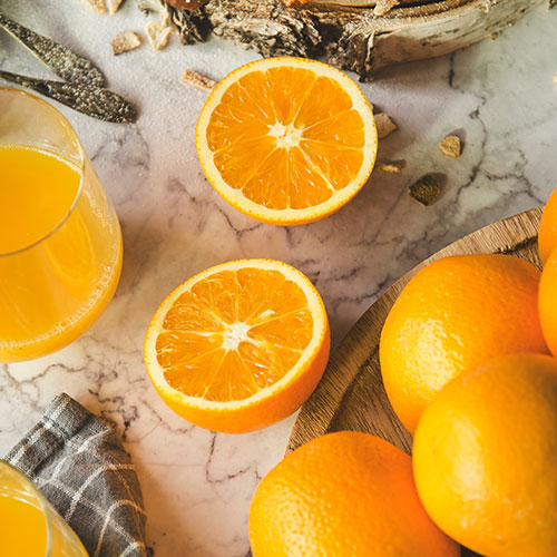 oranges best anti aging breakfast foods beauty and skincare