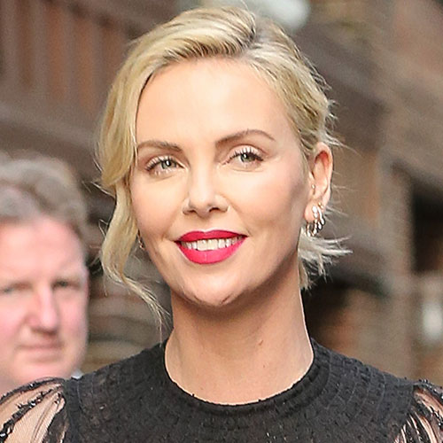Charlize Theron's Heartbreaking Announcement--We Didn't See This Coming AT ALL!