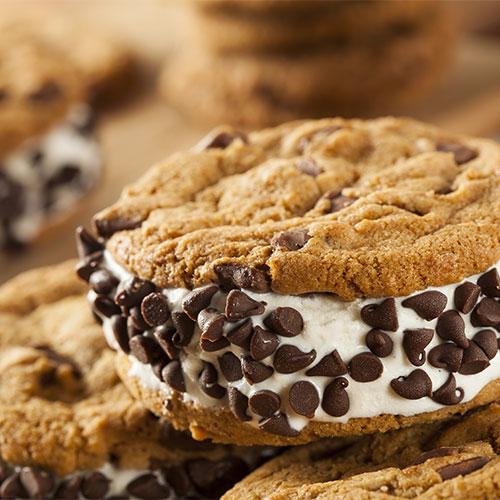 ice cream cookie sandwich worst frozen food