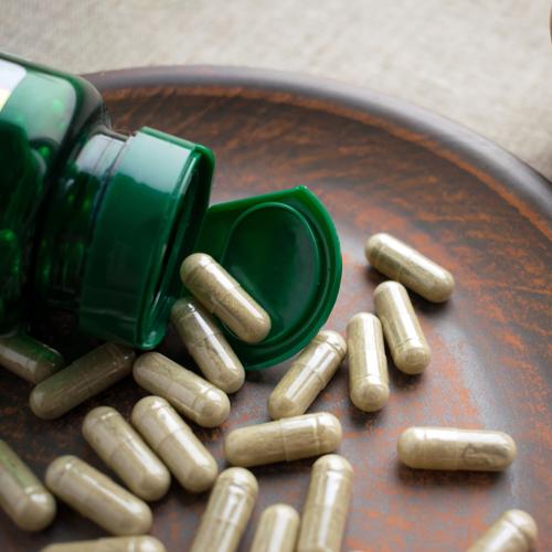 green tea supplement