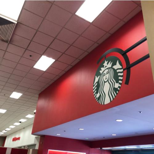 Target Starbucks