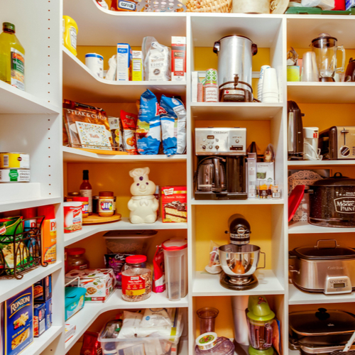 4 Pantry Foods Experts Say You Should Throw Away ASAP Because They Cause Instant Weight Gain