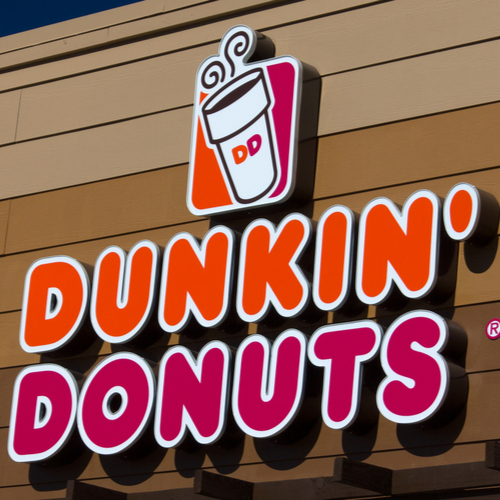 This Is The Worst Thing To Order At Dunkin Donuts If You Want To Lose Weight--It's 900 Calories!