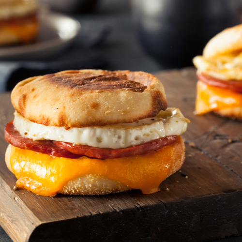 The One 'Healthy' Breakfast Sandwich You Should NEVER Eat (It's Over 1,100 Calories)