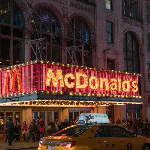 McDonald's Times Square