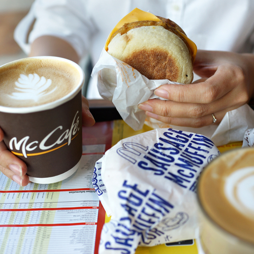 Here's The Real Reason You Should Never Order A McDonald's Breakfast Sandwich
