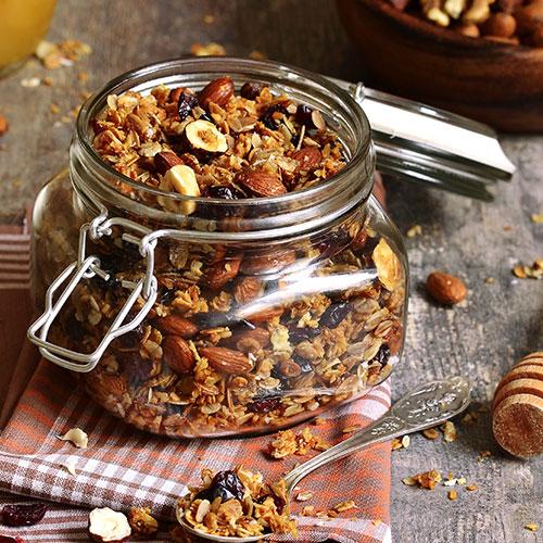 granola worst unhealthy ingredient for weight gain
