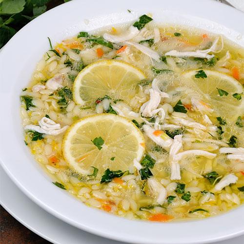 lemon chicken soup best anti inflammatory healthy crock pot recipe