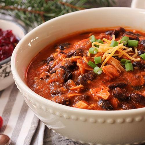 turkey chili best anti inflammatory healthy crock pot recipe