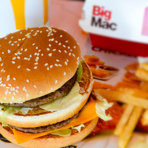 This Is The Worst Thing To Order At McDonald's If You Want To Lose Weight--It's 700 Calories!