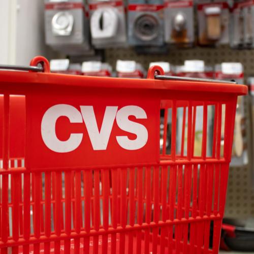 CVS basket