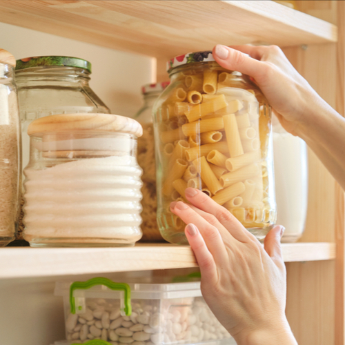 4 Healthy Ingredients EVERYONE Should Have In Their Pantry, According To A Nutritionist