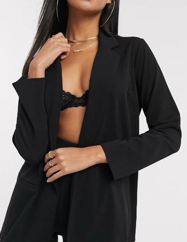 Oversized Suit Blazer