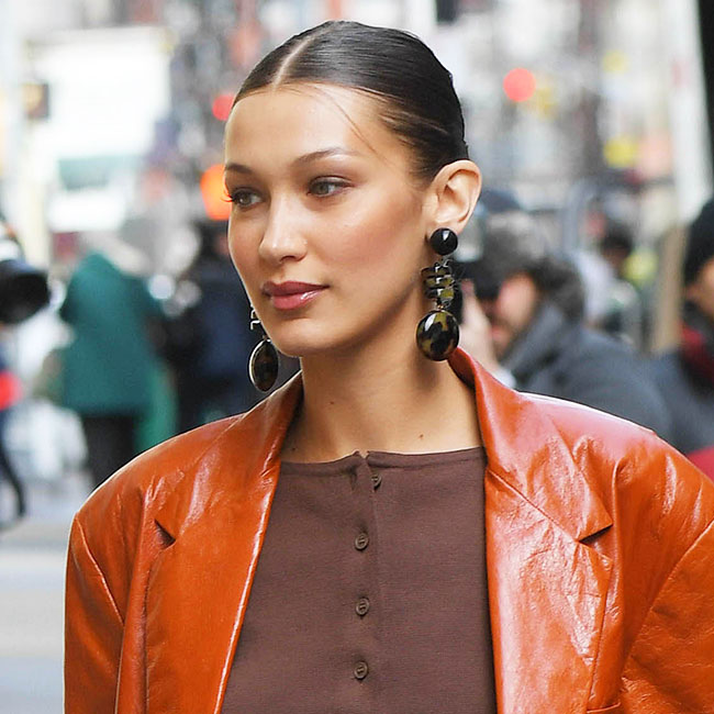 Bella Hadid Doesn't Even Look Like Herself Anymore--It's Scary