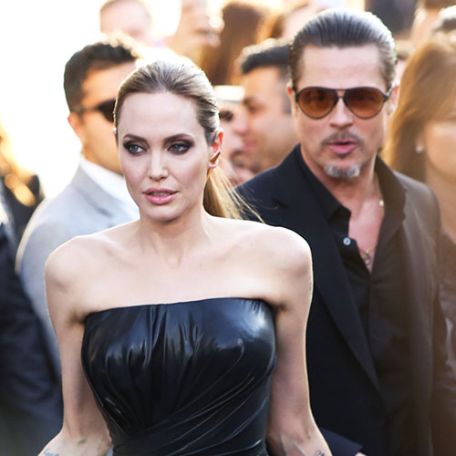 Angelina Jolie Just Found Out About Brad Pitt's New Girlfriend--And She Is NOT Happy!