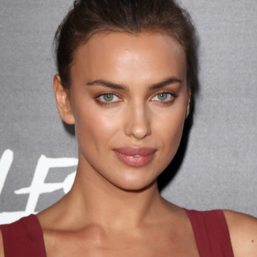 Irina Shayk Is Practically Topless In This Photoshoot For 'Elle'--Her Body's Unreal!