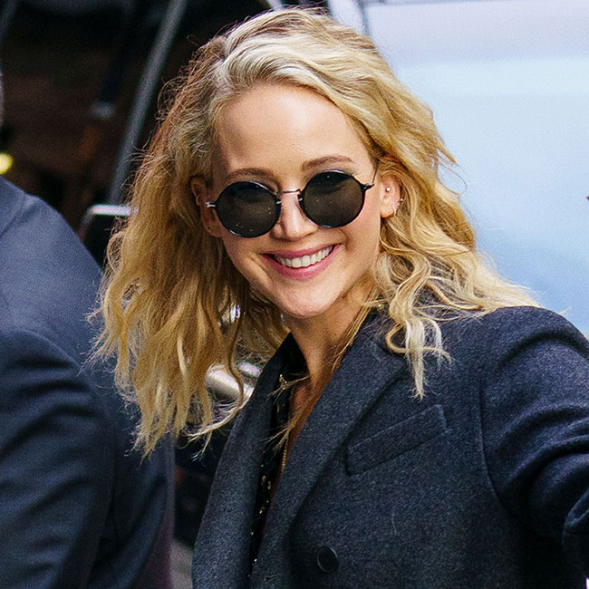 Jennifer Lawrence's Crop Top Is SO Tiny We Can't Believe She Wore It In Public!