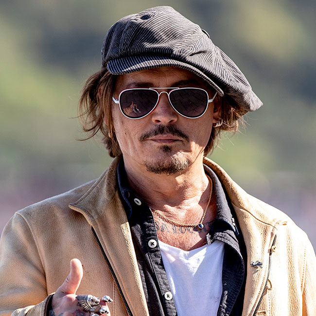 Johnny Depp's Girlfriends Keep Getting Younger And Younger--You Won't Believe Who He's Dating Now!