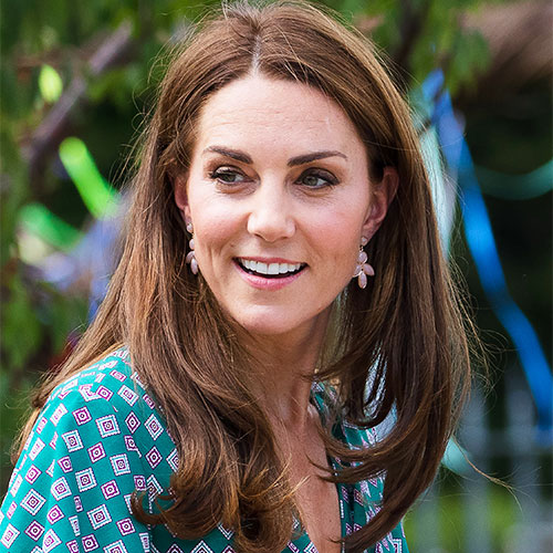 We Still Can't Get Over The Mini Dress Kate Middleton Wore--The Queen Definitely Didn't Approve!