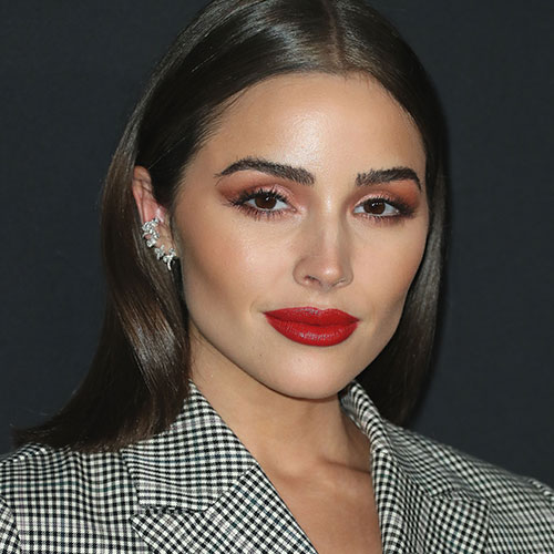 We've Never Seen Olivia Culpo Wear Something THIS Tiny Before--Her Legs Look So Sexy!