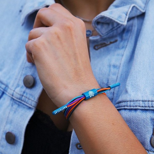 FYI, Rastaclat's Insta-Famous Bracelets Are 50% Off Right Now--Prices Start At Just $5.99!