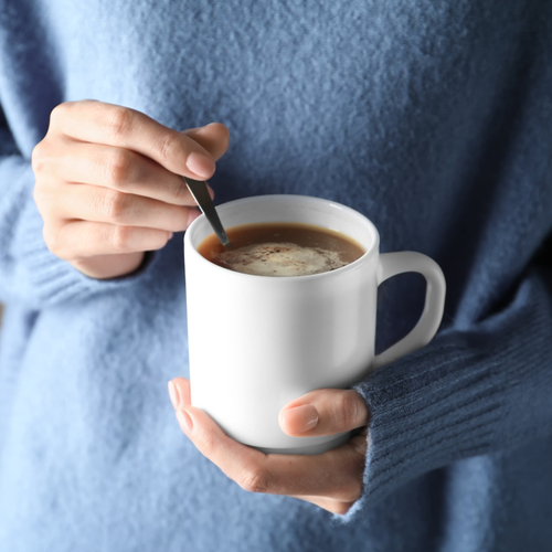 The Scary Reason You Should Never Use Flavored Creamer, Like, EVER