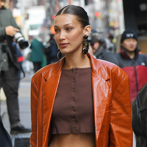 Bella Hadid Just Made This Major Change To Her Look We Barely Recognize Her Shefinds