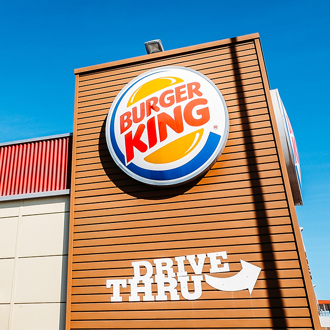 Burger King Just Announced A New Drive-Thru Format For COVID