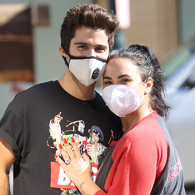 The Real Reason Demi Lovato And Max Ehrich Broke Off Their Engagement