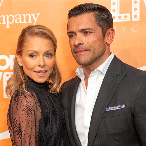 Kelly Ripa Mark Consuelos Are Wearing Next To Nothing On Instagram--How Are Their Kids Handling This?!