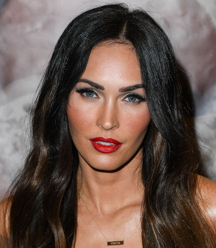 Megan Fox Just Let It All Hang Out In A Sexy Low-Cut Top--She's Never Looked Better!
