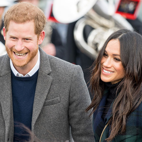 Meghan Markle's Leather Pants Might Be Too Sexy For The Royals - But We Think They're SO Chic!