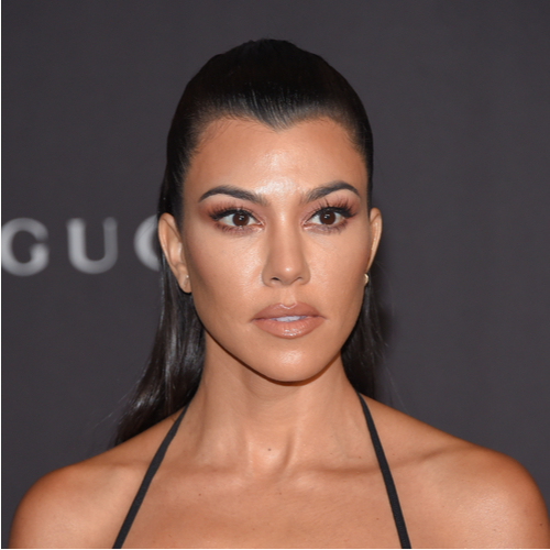 You Might Want To Brace Yourself For Kourtney Kardashian 'Real Face'--Her Latest Instagram Is Insane!
