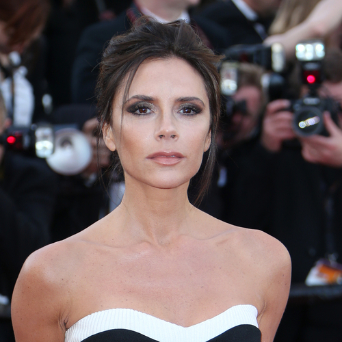 You Might Want To Brace Yourself Before Seeing Victoria Beckham's 'Real Face'